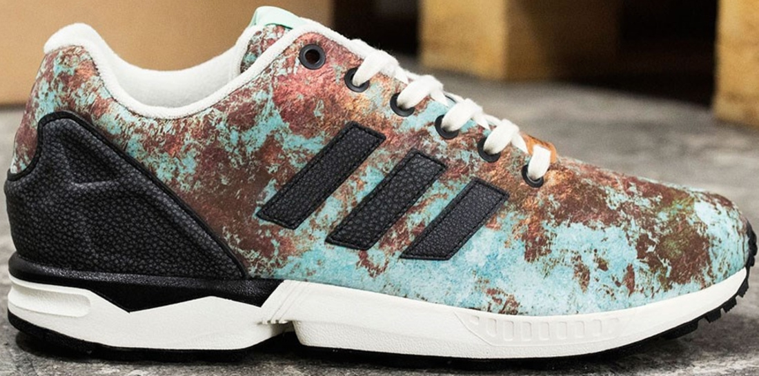 Zx Flux Copper