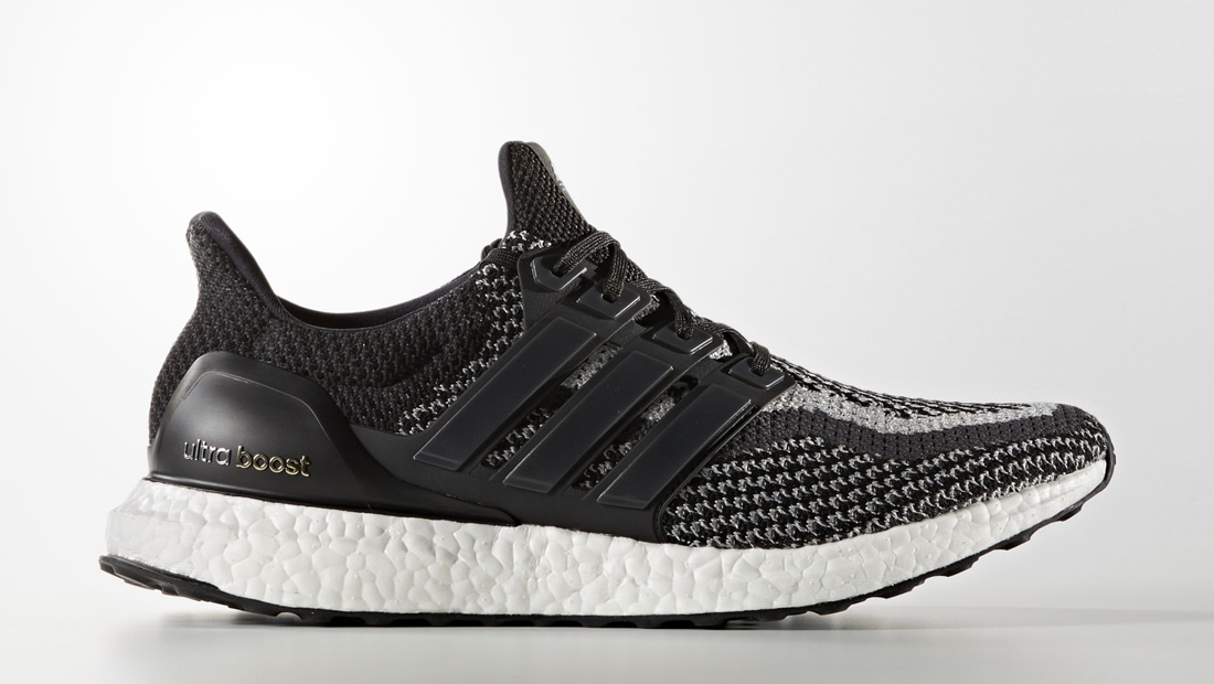 Adidas Ultra Boost Black Reflective