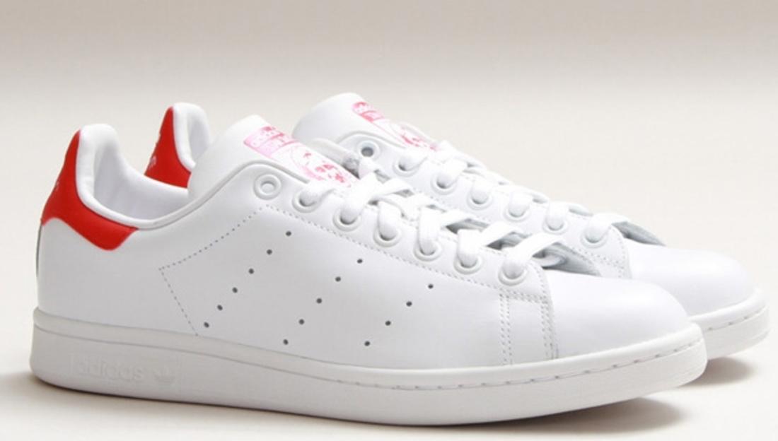 Adidas Stan Smith Red White