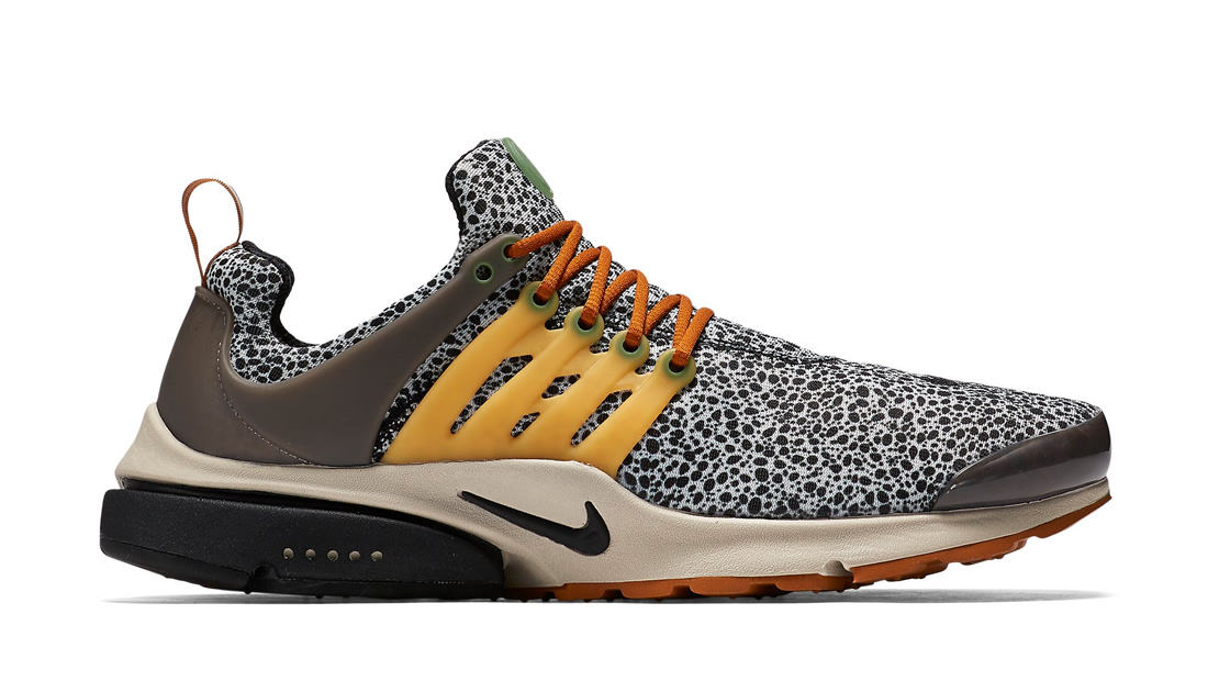 Presto Safari On Feet