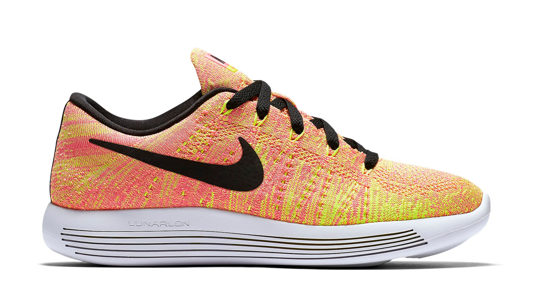 ... womens grey silver; flyknit orange low flyknit nike � nike running �  nike lunarepic flyknit ...