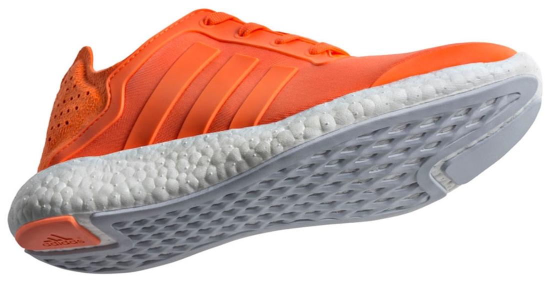 Adidas Boost Orange