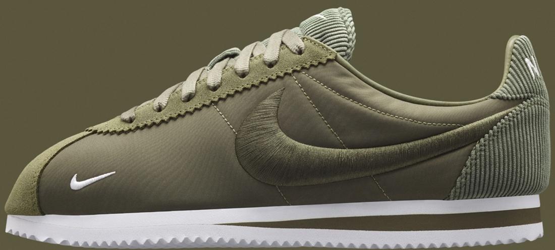 Nike Cortez Olive