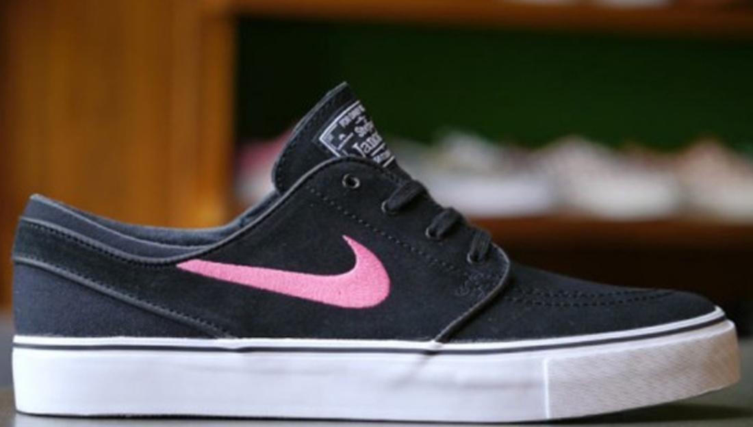 Nike Stefan Janoski Pink