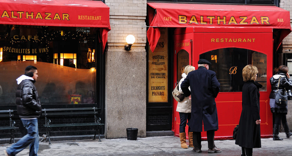 It can also be argued that among its many charms Balthazar  39 s bathroom attendants are an old school touch. The Balthazar Bathroom Attendant Era Is Over  Long Live the