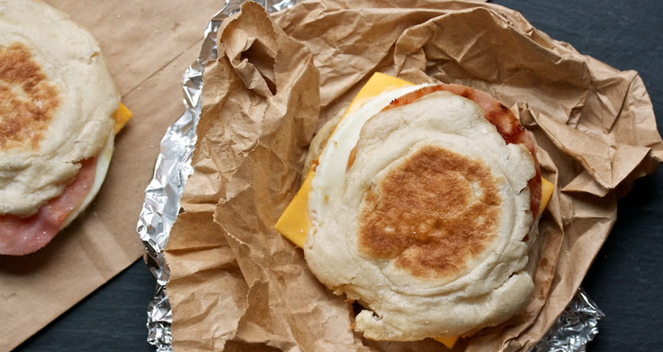 The Complete Guide To Making An Egg McMuffin Clone At Home | First ...