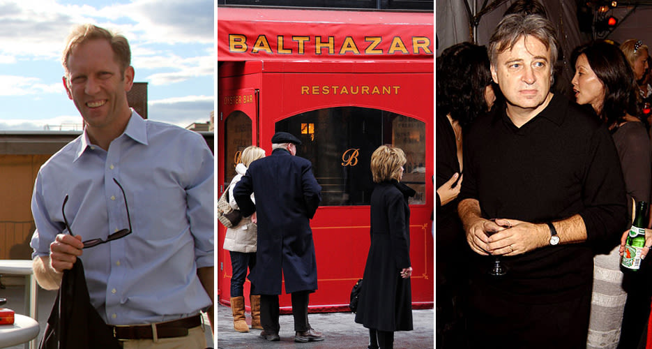 Keith McNally has responded to the deluge of press yielded by the announcement that he would be ending the jobs of Balthazar  39 s bathroom attendants. McNally Responds to The Balthazar Bathroom Attendant Fiasco