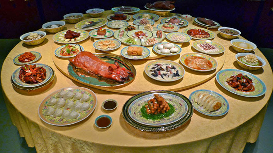 Food museum in hangzhou china is a glittering temple to for 8 chinese cuisines