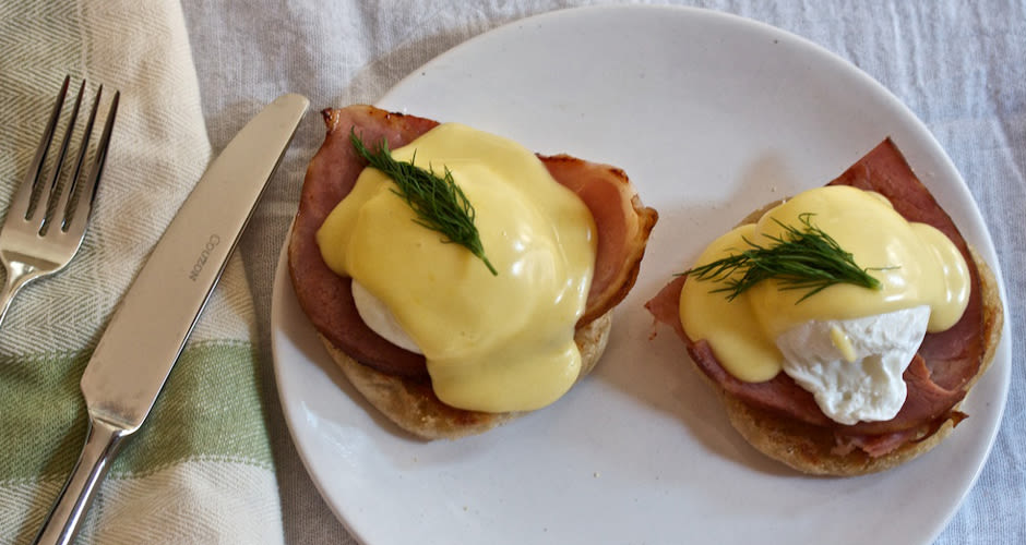 The Complete Guide to Making Eggs Benedict at Home | First We Feast