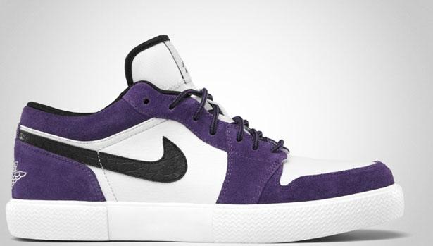 Jordan Retro V.1 Club Purple/Black-White