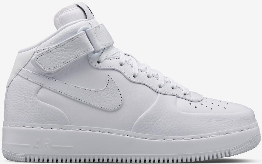 Nike Air Force 1 Mid SP White/White-White