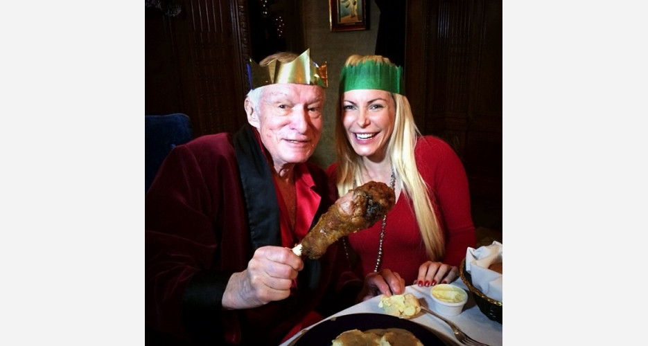 What Your Favorite Celebs Were Eating on Christmas | First We Feast