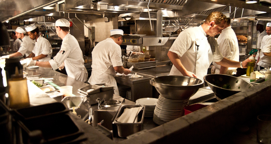Modren Restaurant Kitchen Pictures How To Talk Like A Reallife Line Cook First We Intended Decor