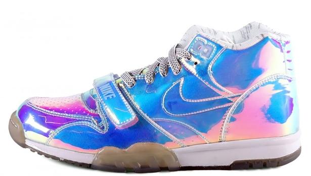 Nike Air Trainer 1 Mid Premium QS Multi-Color/Ice Blue