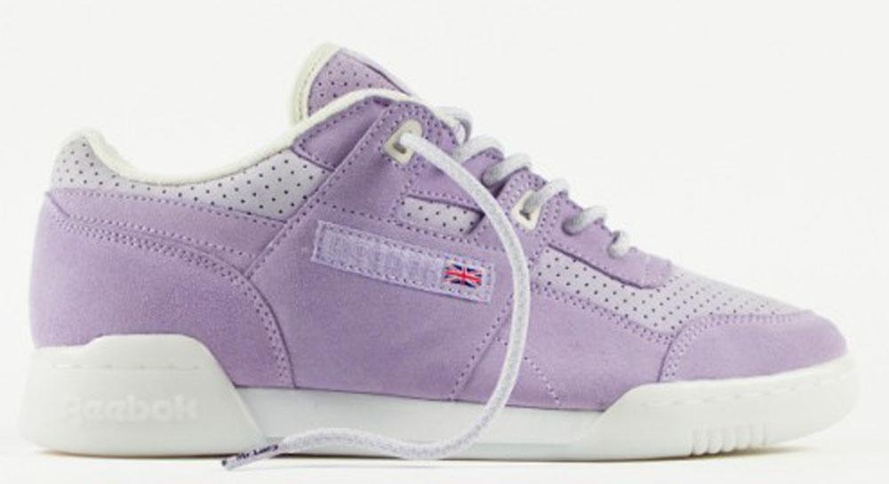 Reebo Workout Low Purple Oasis/White