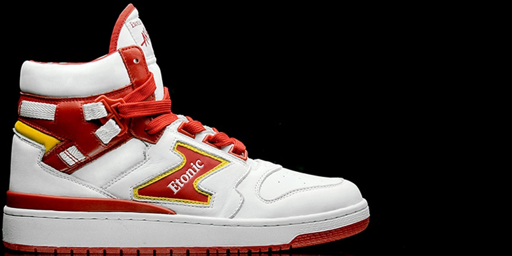 Etonic The Dream 1 White/Red-Yellow