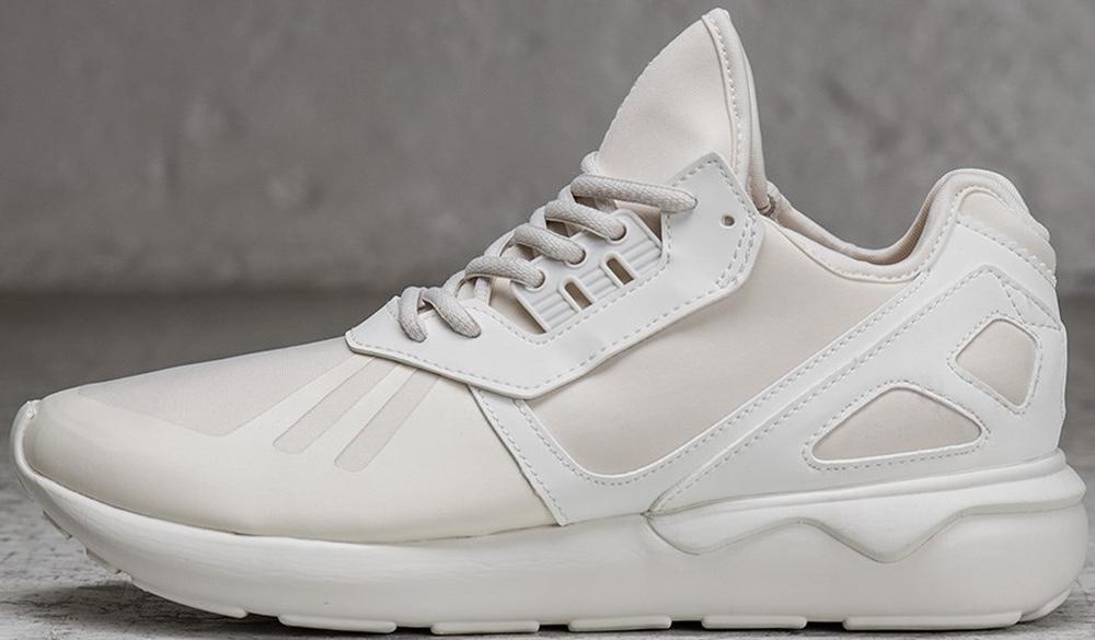 adidas Tubular White/White