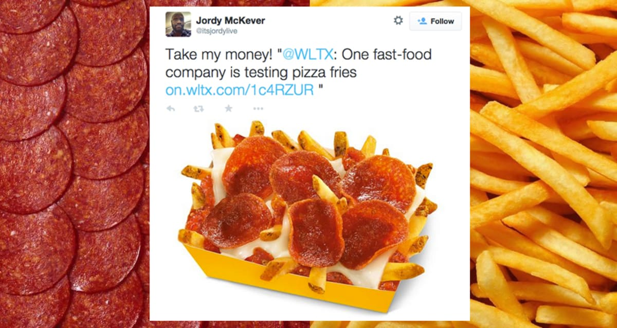 Pizza, chicken wings and more at the Jersey Shore! Primo ...  Pepperoni Pizza French Fries