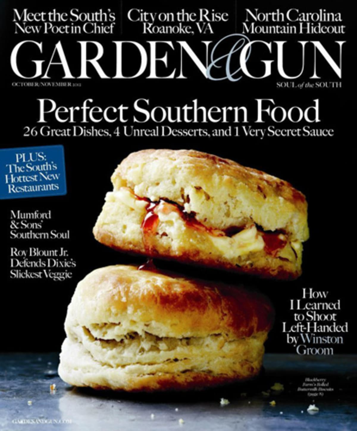 what was the best food magazine cover of 2012 first we