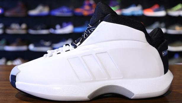 adidas Crazy 1 White/Black