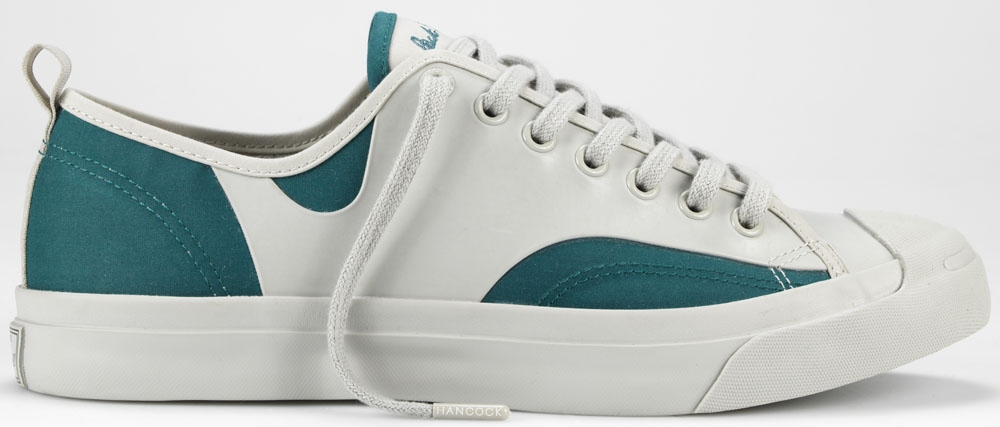 Converse FS Jack Purcell Rally Teal/White
