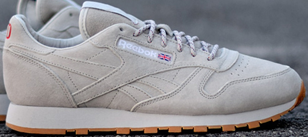Reebok Classic Leather Steel/White-Gum
