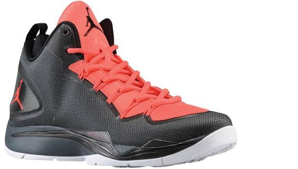 Jordan Super.Fly 2 PO Anthracite/Infrared-Black-White