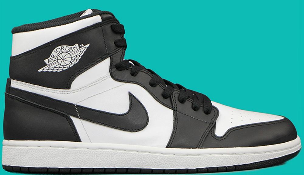 Air Jordan 1 Retro High OG Black/White-Black