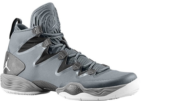 Air Jordan XX8 SE Dark Grey/White-Black-Cool Grey