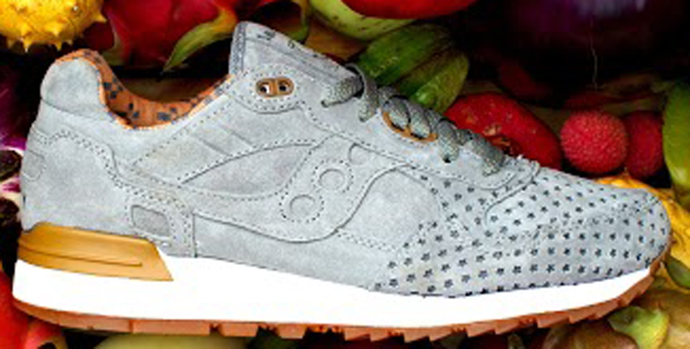 Saucony Shadow 5000 Grid Neutral Grey/White