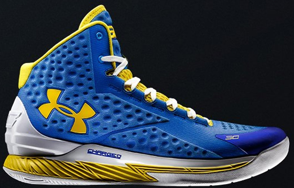Under Armour Curry One Royal/Taxi