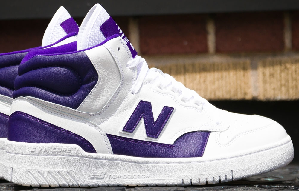 New Balance P740 White/Purple