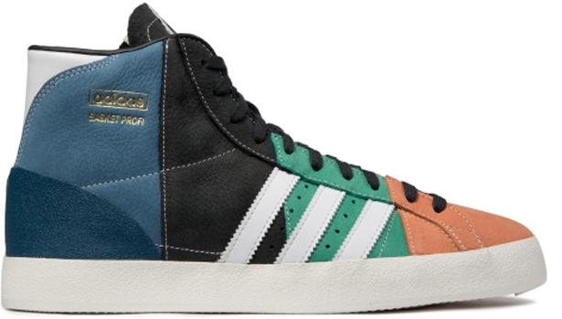 adidas Originals Basket Profi OG Tan/Fairway-Black-Blue