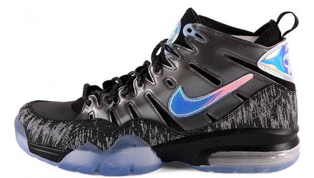 Nike Air Trainer Max2 '94 Premium QS Black/Ice Blue-Dark Grey