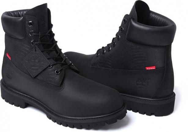 Timberland 6-Inch Premium Black/Black