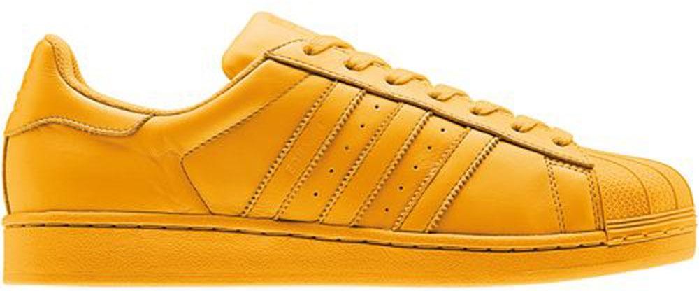adidas Superstar Collegiate Gold/Collegiate Gold-Collegiate Gold