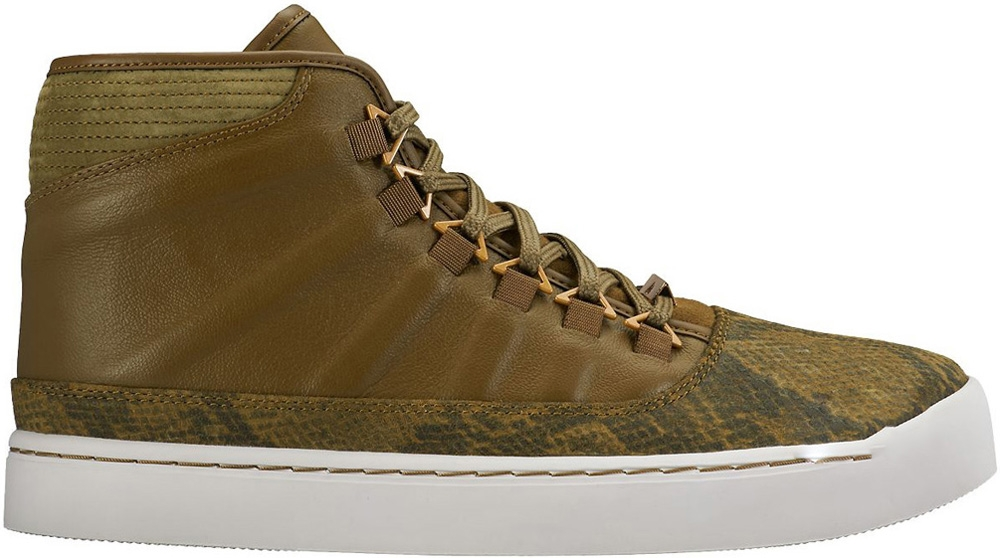 Jordan Westbrook 0 Brown/Medium Olive-White