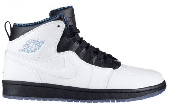 Air Jordan 1 Retro '94 White/Black-Dark Powder Blue