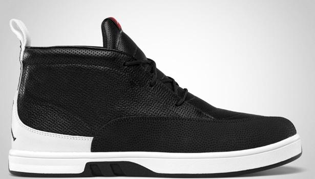 Jordan XII Auto Clave Black/White-Varsity Red