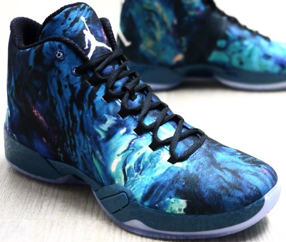 Air Jordan XX9 Year Of Blue Force/White-Black-Light Blue Lacquer