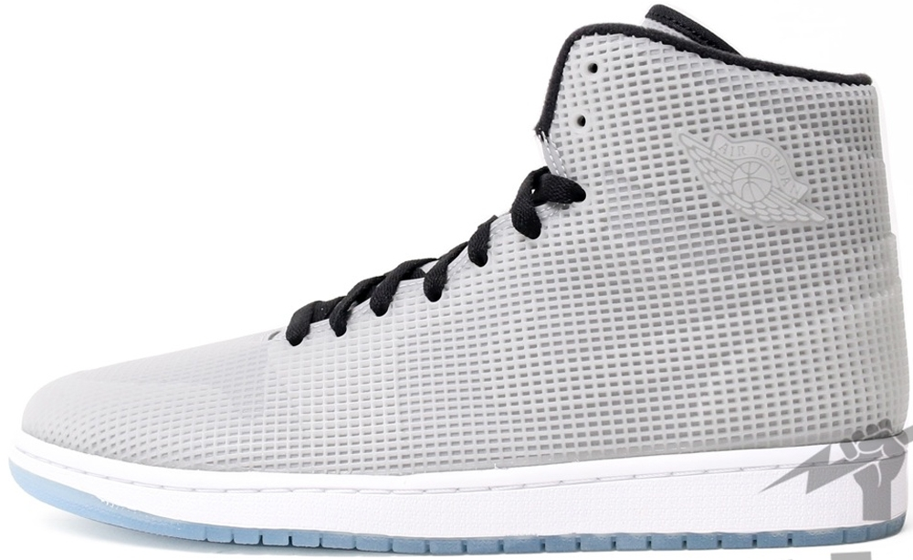 Air Jordan 4Lab1 Glow/Reflect Silver-Black-White