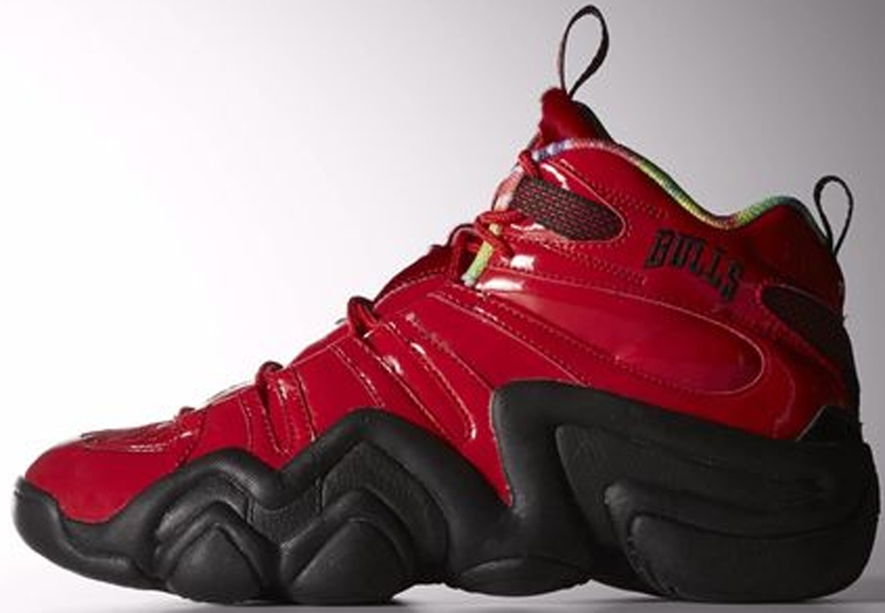 adidas Crazy 8 Red/Black