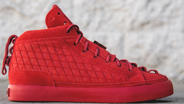 K1X DCAC MK4 Red/Red