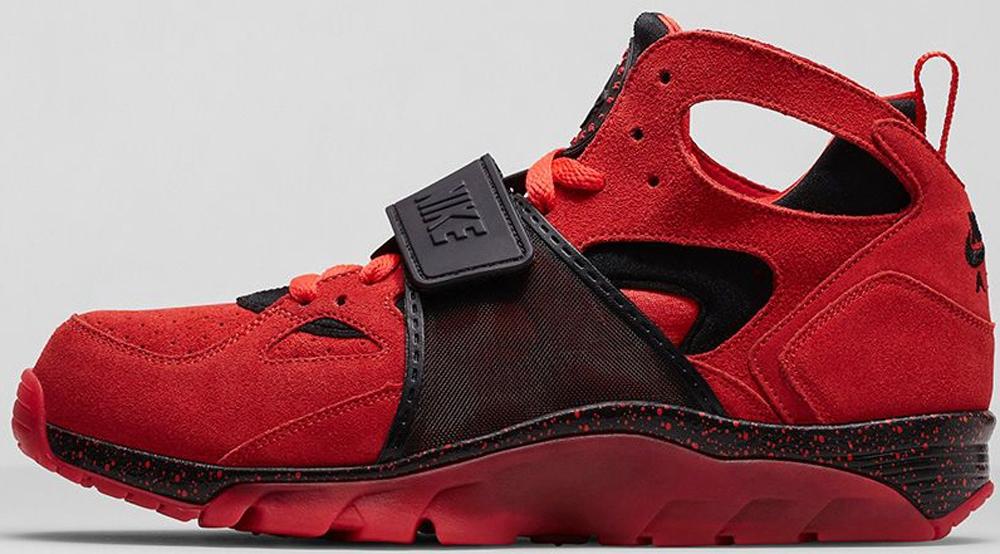 Nike Air Trainer Huarache Premium Challenge Red/Black
