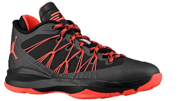 Jordan CP3.VII AE Black/Infrared 23-White