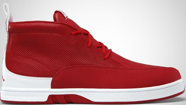 Jordan XII Auto Clave Varsity Red/White-Stealth