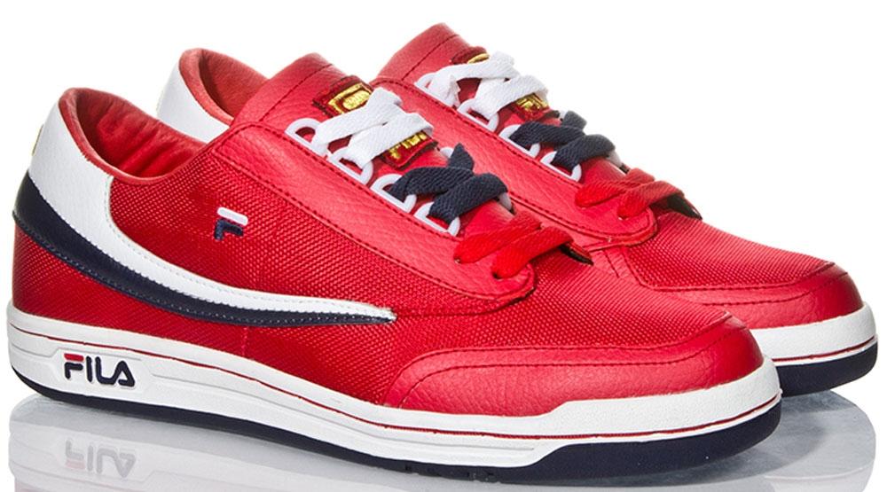 Fila Original Tennis Fila Red/White-Fila Navy