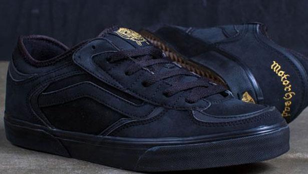 Vans Rowley Classic Black/Black
