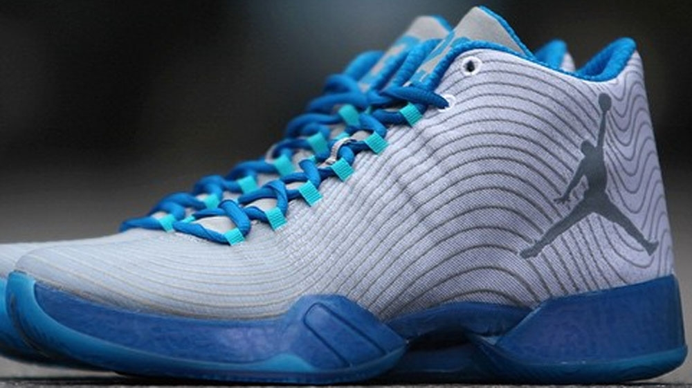 Air Jordan XX9 POP White/Photo Blue-Turquoise Blue-Cool Blue