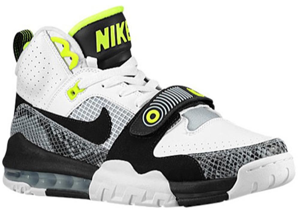Nike Air Max Bo Jax White/Black-Volt-Light Magnet Grey